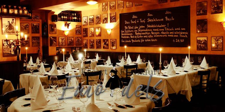 Best Steakhouse in Frankfurt